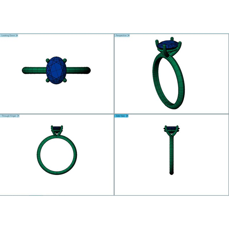Kassab Custom CAD30186