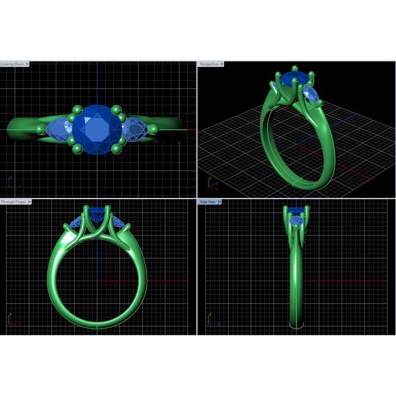 Kassab Custom CAD14692