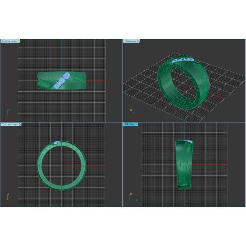 Kassab Custom CAD20086