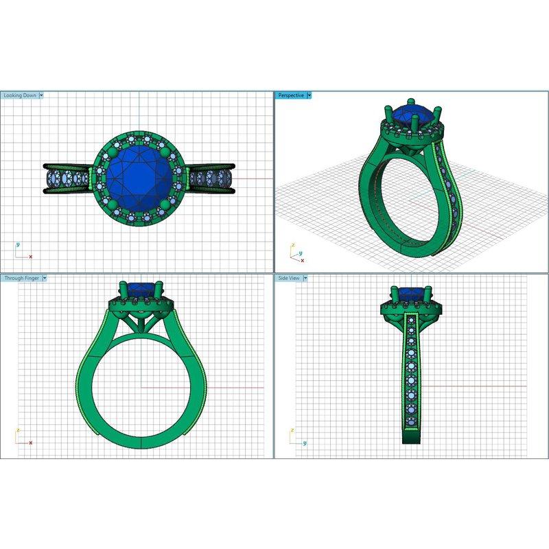 Kassab Custom CAD21359