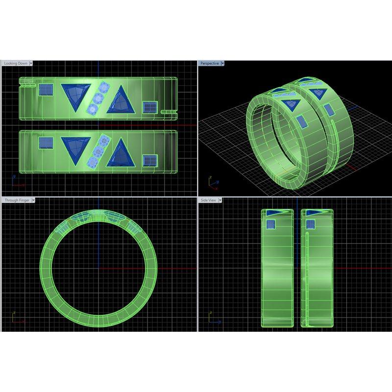 Kassab Custom CAD13817