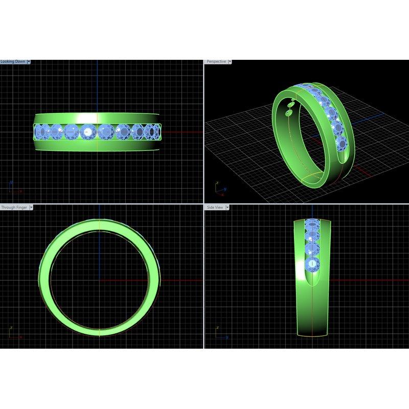 Kassab Custom CAD15093
