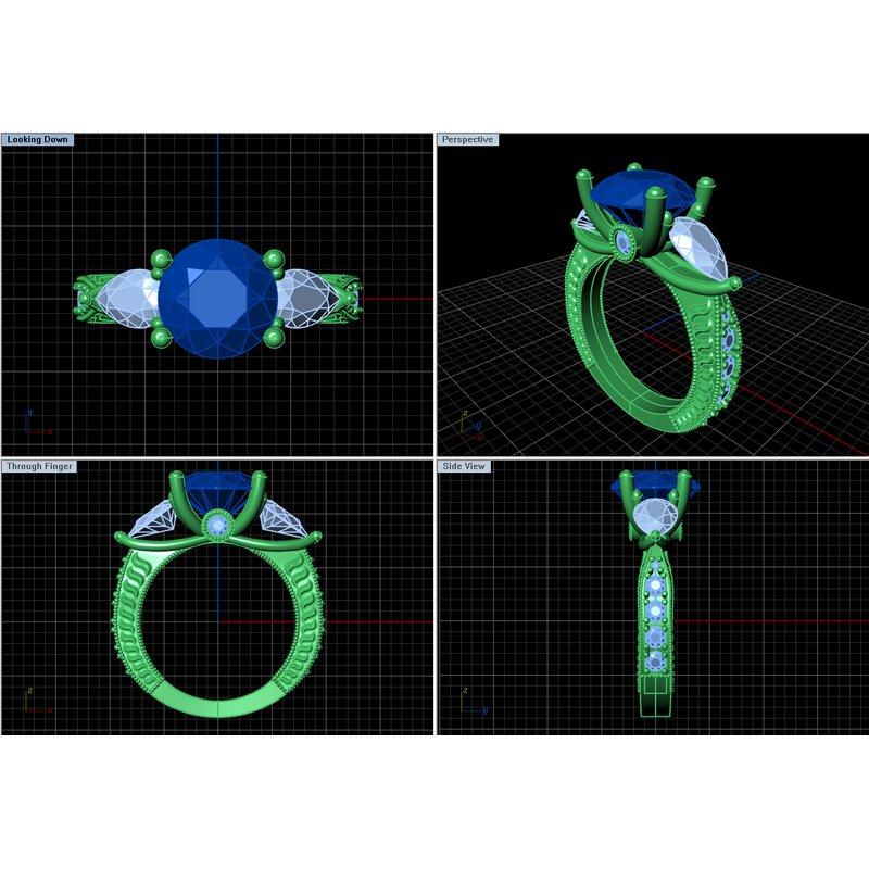Kassab Custom CAD10269A