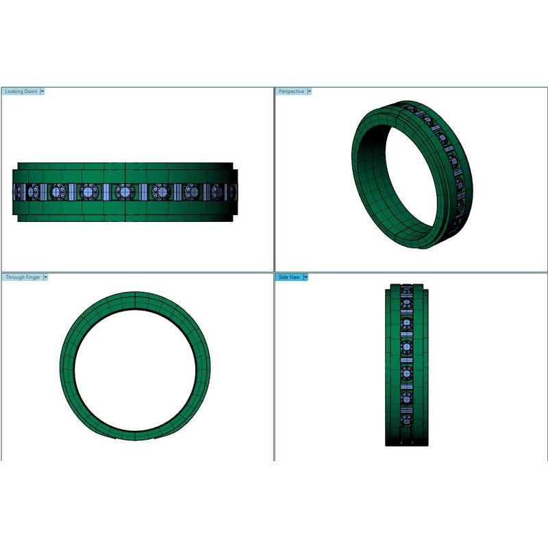 Kassab Custom CAD13561