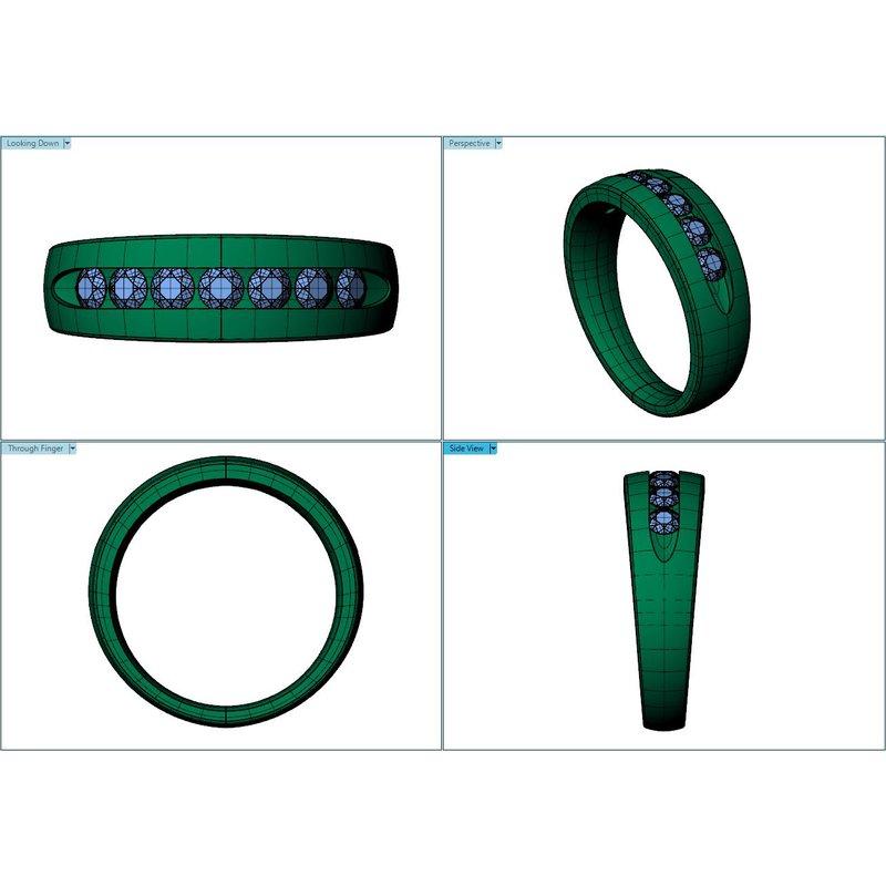 Kassab Custom CAD23014