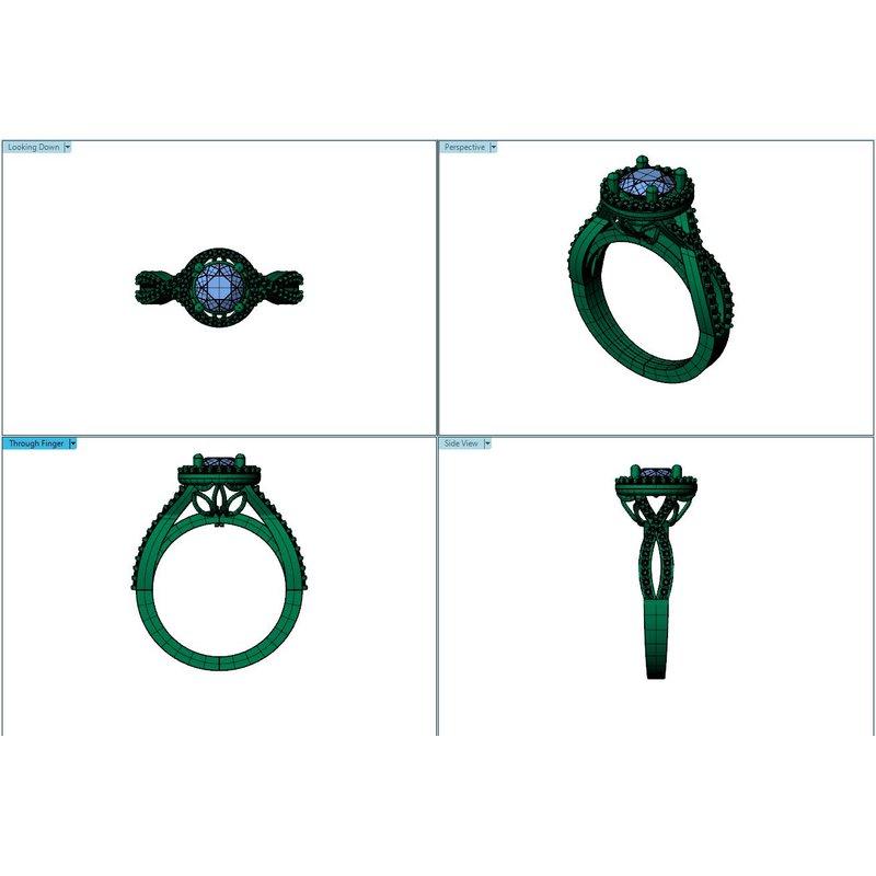 Kassab Custom CAD15615