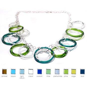Large Charm Necklace