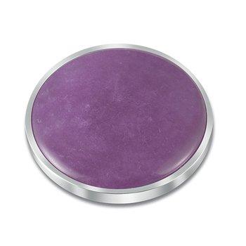 "33Mm ""Peony"" Purple Quartzite"