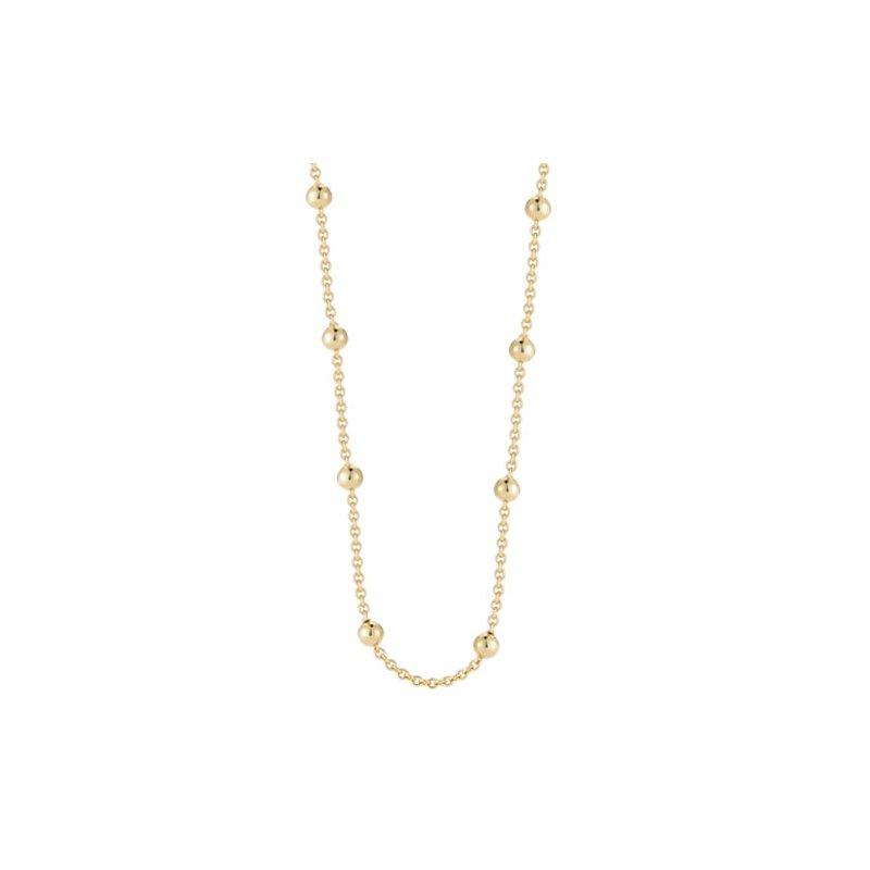 """Cosi Bella 24"""" Bead Yellow Chain"""