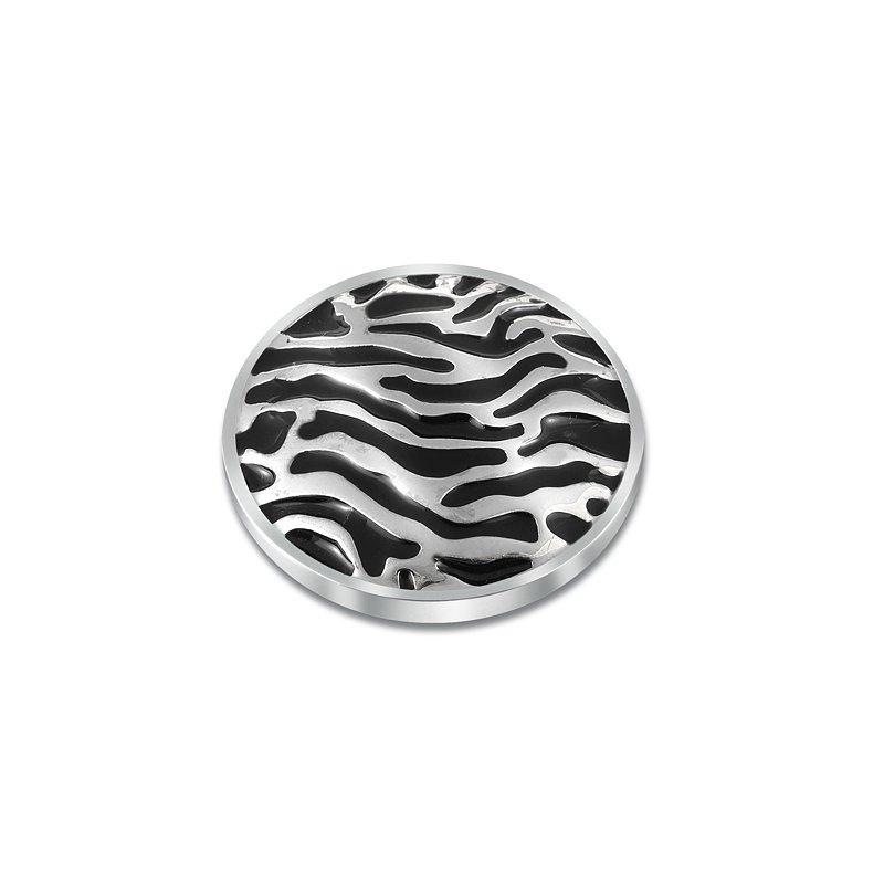 Cosi Bella Zebra Coin