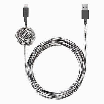 10' Zebra Night Cable