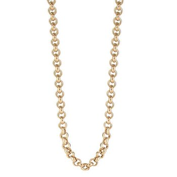 "30"" Rolo Rose Chain"