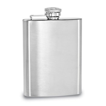 7oz Brushed Hip Flask