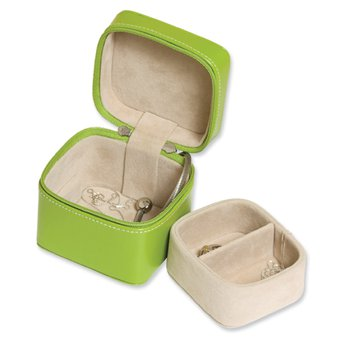 Zippered Mini Jewelry Case