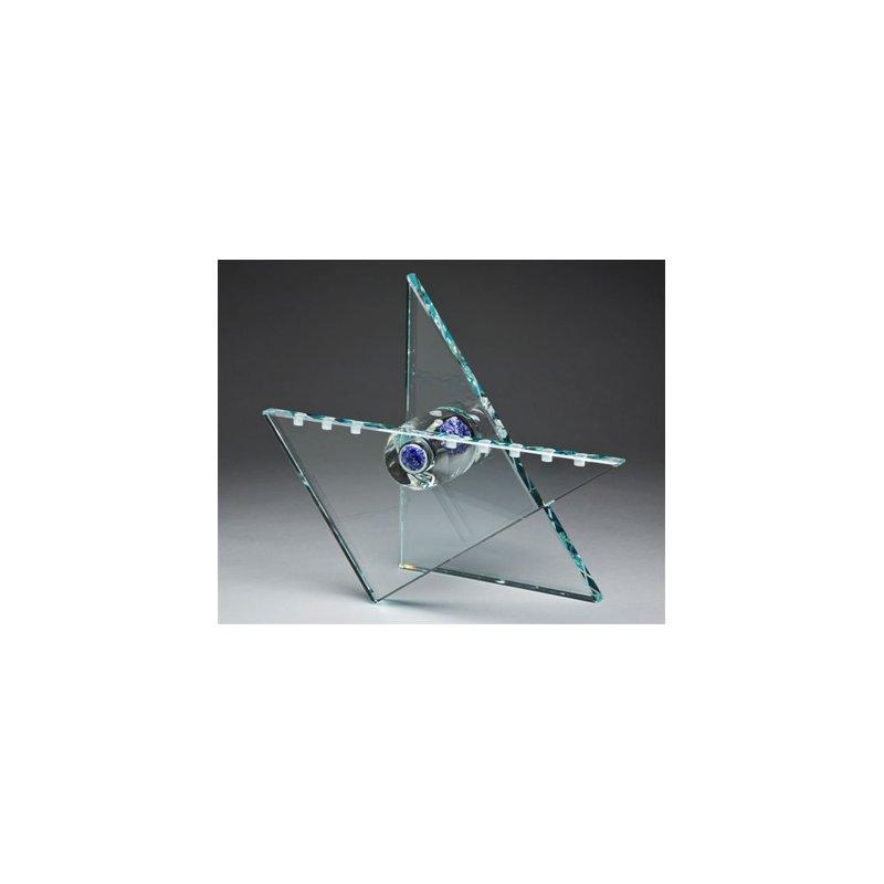 Shardz Star of David Menorah