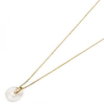 Mini Simple Glass Necklace