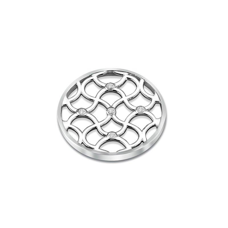 Cosi Bella Sparkling Mirage Coin
