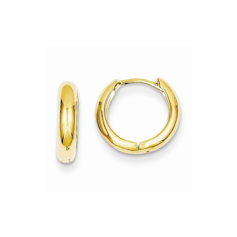 LM Baby Gifts Huggie Earring