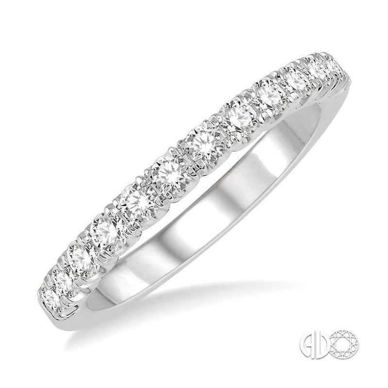 Lovebright Collection Jewelry ENDLESS EMBRACE DIAMOND WEDDING BAND