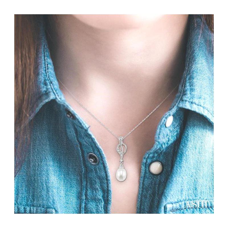 Lovebright Collection Jewelry GEMSTONE & DIAMOND PENDANT