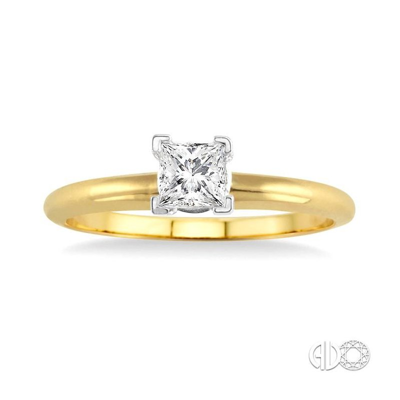 Lovebright Collection Jewelry SOLITAIRE DIAMOND RING