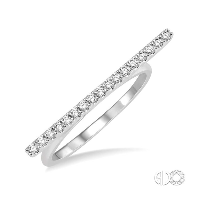 Lovebright Collection Jewelry DIAMOND BAR RING