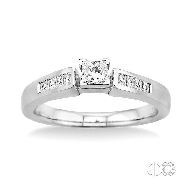 Lovebright Collection Jewelry DIAMOND ENGAGEMENT RING