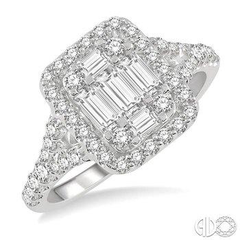 FUSION DIAMOND RING