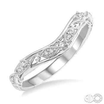 DIAMOND WEDDING BAND