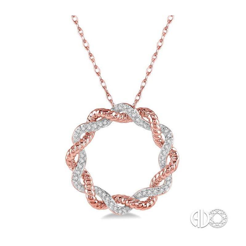 Lovebright Collection Jewelry DIAMOND FASHION PENDANT
