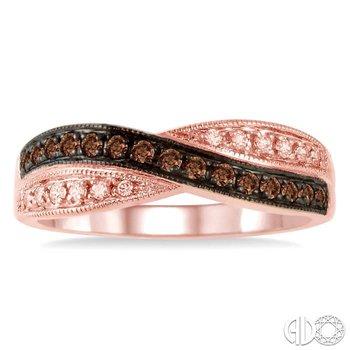 CHAMPAGNE DIAMOND RING
