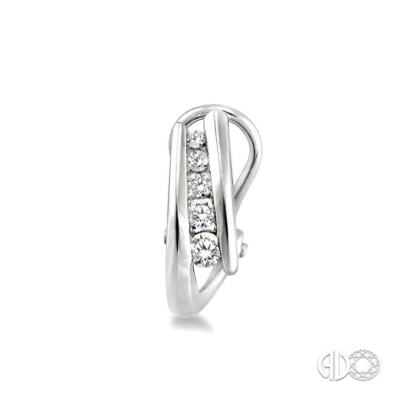 Lovebright Collection Jewelry JOURNEY DIAMOND EARRINGS