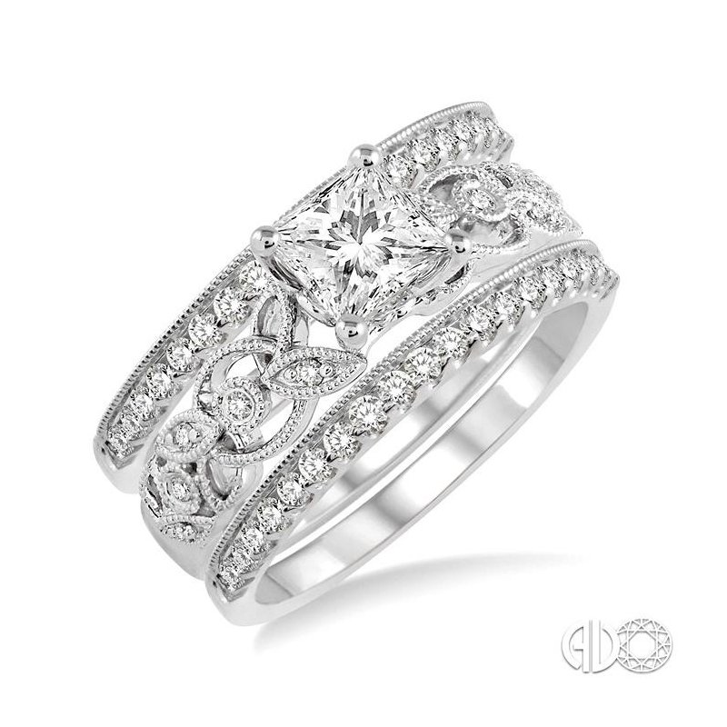 Lovebright Collection Jewelry DIAMOND RING SET