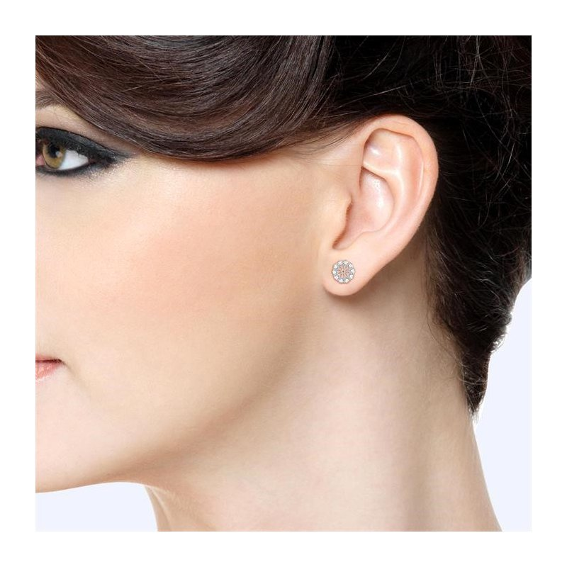 Lovebright Collection Jewelry DIAMOND EARRINGS JACKET