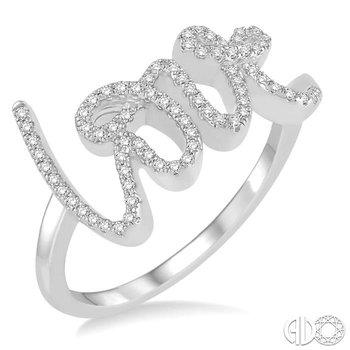 LOVE DIAMOND RING