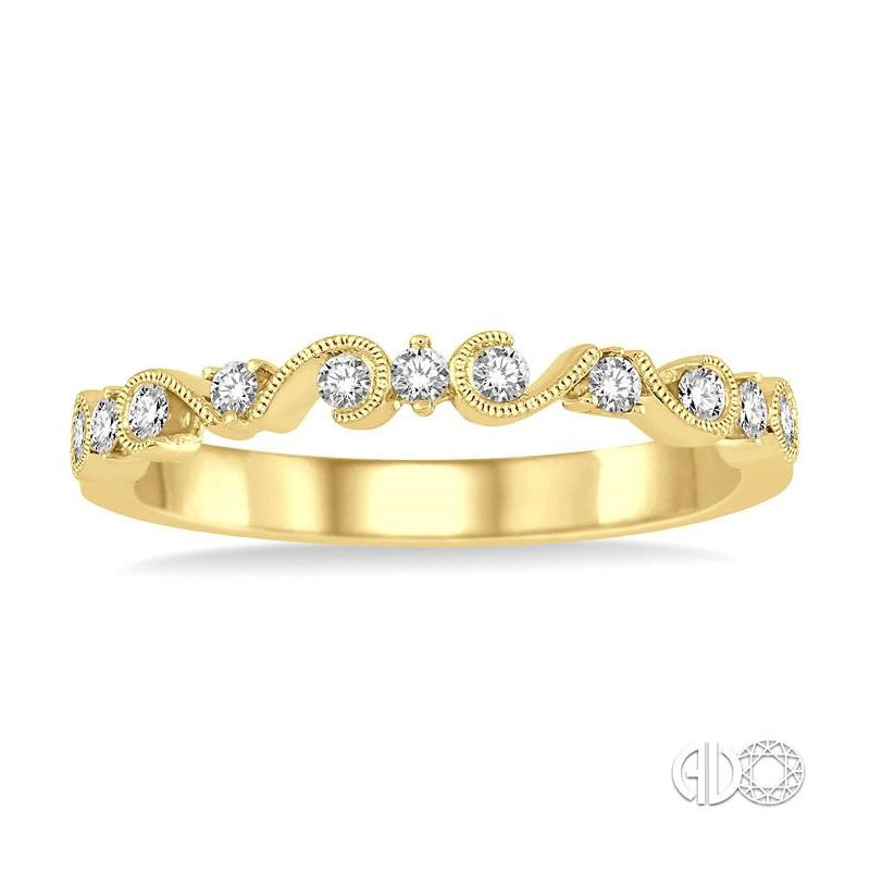 Lovebright Collection Jewelry STACKABLE DIAMOND RING