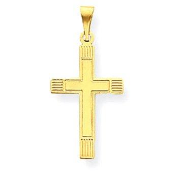 14k Cross Pendant