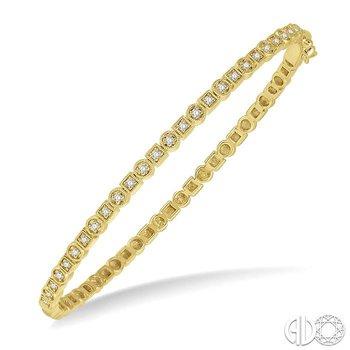 DIAMOND STACKABLE BANGLE