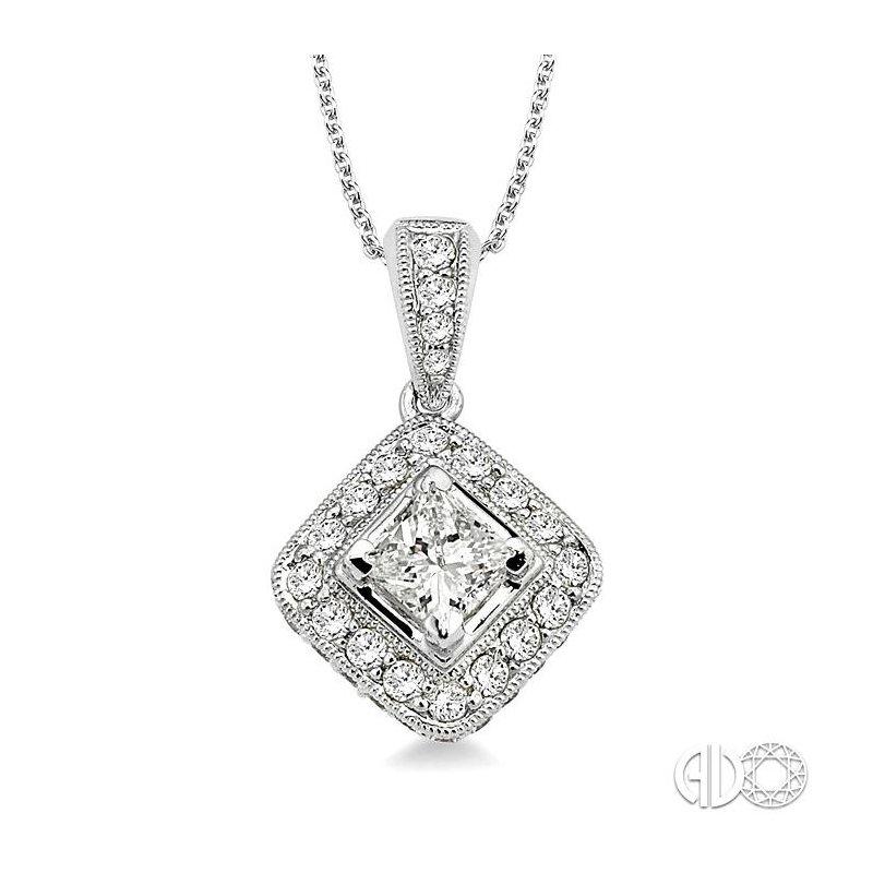Lovebright Collection Jewelry DIAMOND PENDANT