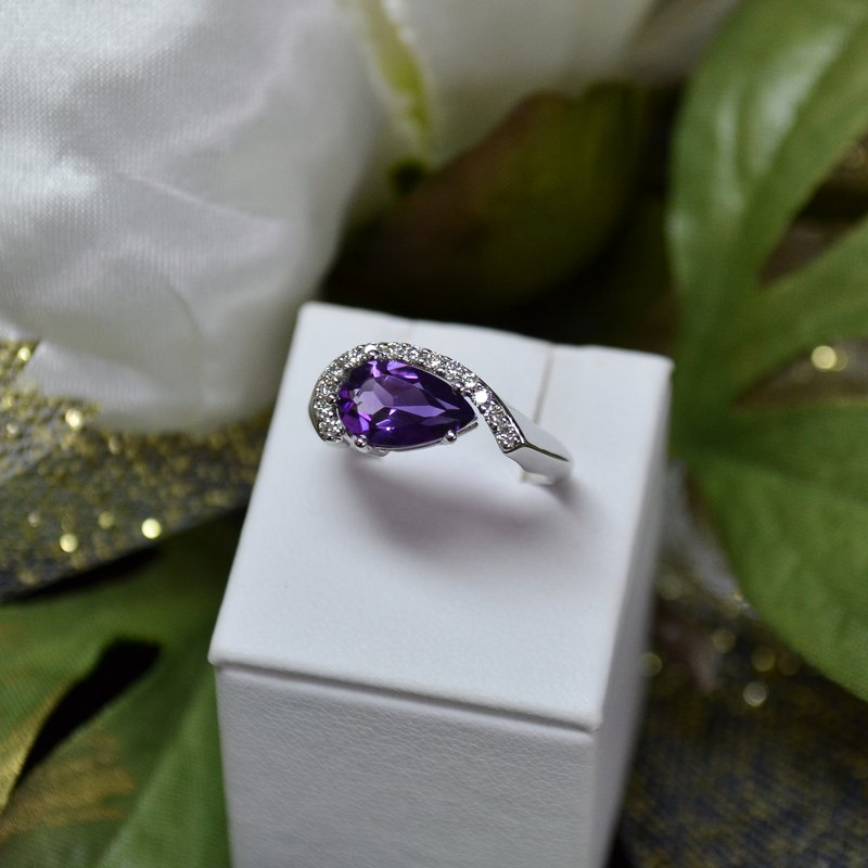 Featured Items Amethyst Ring