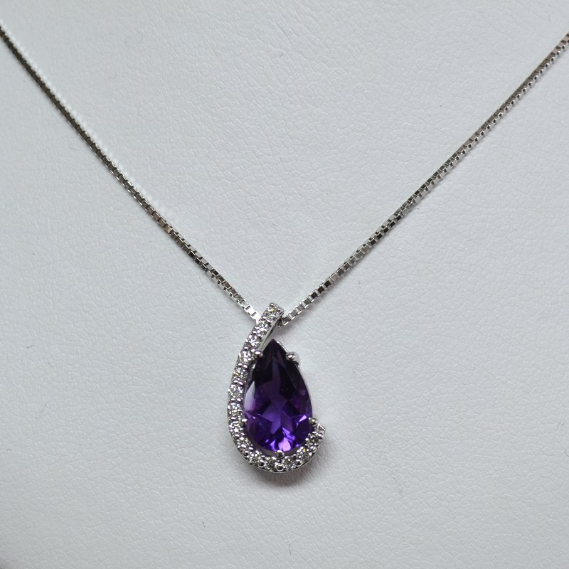 Featured Items Amethyst Pendant