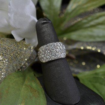 Diamond Dinner Ring