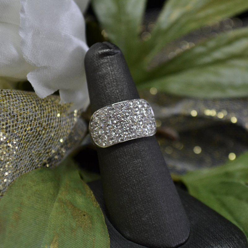 Diamond Dinner Ring
