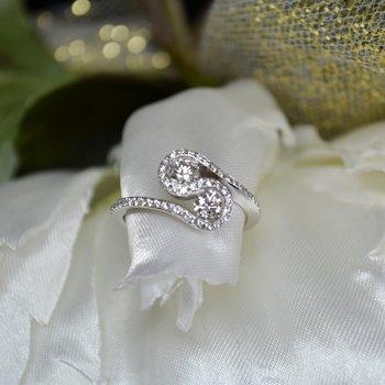 Max Strauss Duet Ring