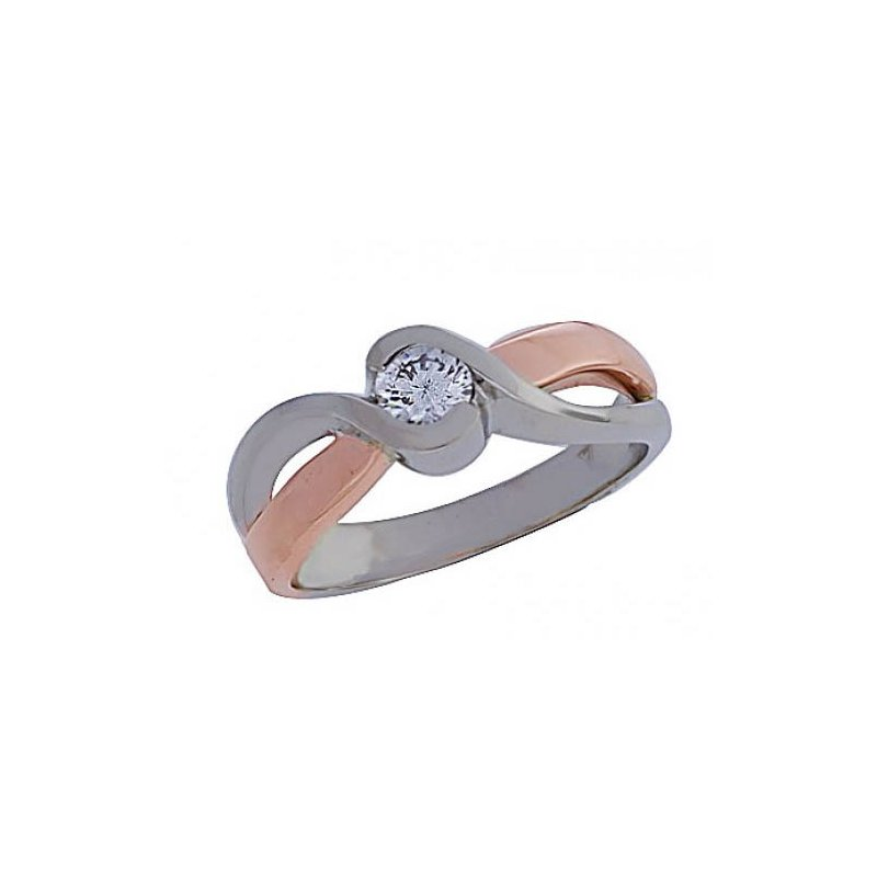 Customgold Diamond Fashion Ring