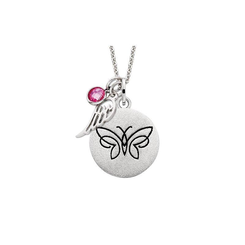 Berco Jewelry Butterfly Pendant