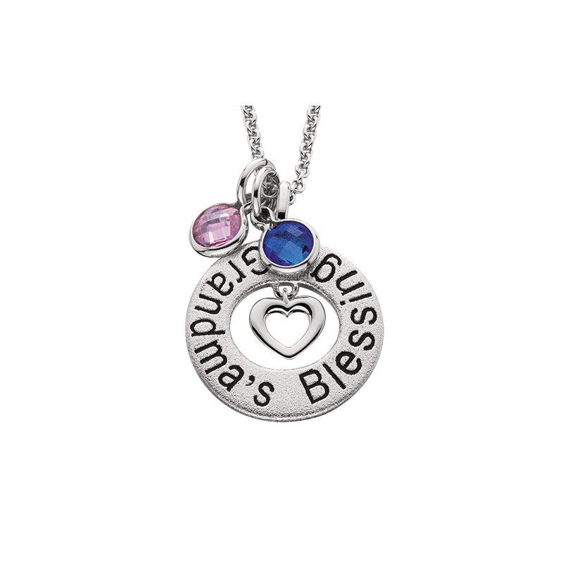 Berco Jewelry Grandmas Blessing Pendant
