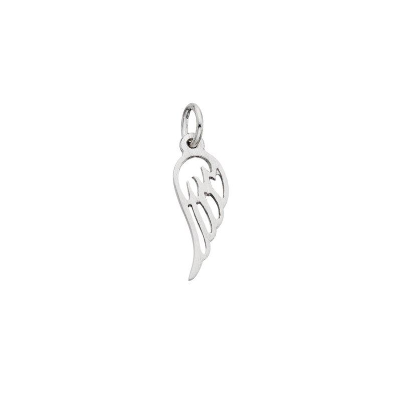Berco Jewelry Angel Wing Charm