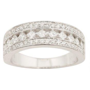 Multi Shape Fashion Ring