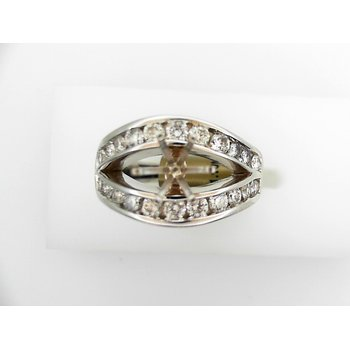 Open Engagement Ring